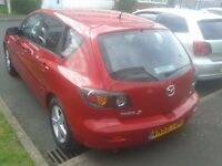 a pretty red mazda 3 looking 4a new owner the first to see will want it im open so holla