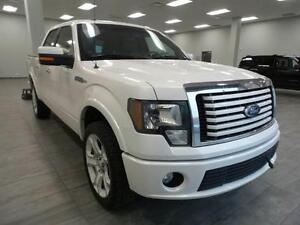 2011 Ford F-150 Lariat Limited RemoteStart Roof Clean History