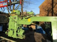 WADKIN RS WOOD TURNING LATHE MACHINE 3 PHASE I CAN DELIVER BEDFORD AREA