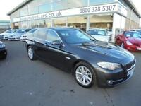 2012 BMW 5 Series 535d [313] SE 4dr Step Auto 4 door Saloon