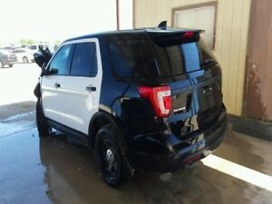 Parting out a 2016 Ford explorer
