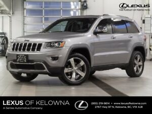 2015 Jeep Grand Cherokee Limited w/Winter and Summer Tires