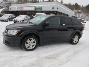 2012 Dodge Journey Canada Value Package