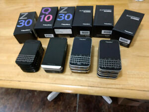 Few Blackberrys-(Q10-$50)(Z30-S70)(Classic-$120)-UNLOCKED