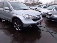honda cr-v plus -cdti 2.2 diesel nice family car £2995
