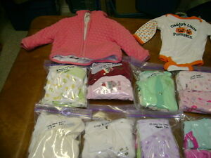 large clothing lot 0-12 months Prince George British Columbia image 5