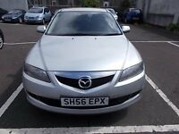 MAZDA 6 1.8 TS HATCHBACK 56 REG,, NICE CLEAN FAMILY CAR,, MOT JANUARY 2018
