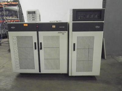 Bruker Nmr Digital Avance 500 With Bgu2 Gradient Unit Xyz 3 B-afpa-40 Amplifiers