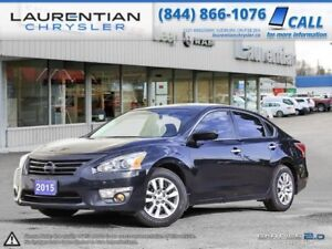 2015 Nissan Altima S -BLUETOOTH, PUSH START, NEW TIRES!!