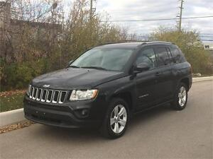 2011 Jeep Compass Sport 4WD *ACCIDENT FREE* FINANCING AVAILABLE!