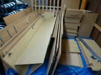 Complete Bedroom Furniture .Originally supplied by Forrest Furnishings Glasgow
