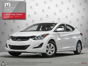 2016 Hyundai Elantra Elantra 6-speed manual