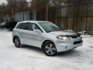 2007 Acura RDX/AUTO/AC/MAGS/CUIR/4CYL/TOIT/AUX/CRUISE/ELECT!!!
