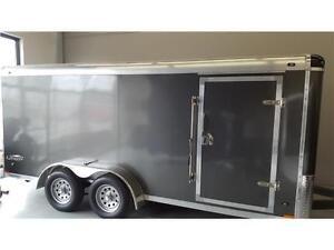 Stealth 7x16 Cargo w/Ramp door