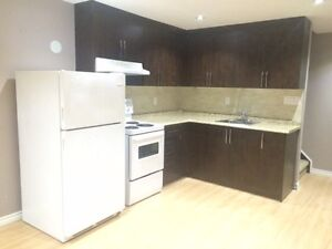 2 bedroom new basement Apt is available at Heartland area