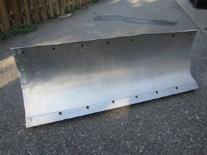 Snowplow for quad or little tractor