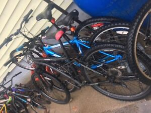USED BIKES FOR SALE !! CHEAP BICYCLES !!