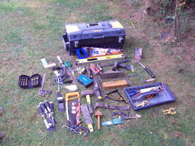 JOINERS TOOL KIT SUIT TRADESMAN OR APPRENTICE
