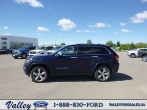 FURTHER REDUCTION! LOW KMS! 2015 Jeep Grand Cherokee Limited