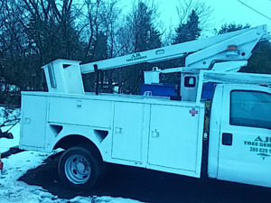 1999 f450 bucket truck