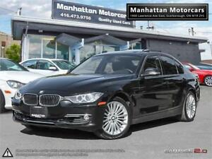 2013 BMW 328i X-DRIVE EXECUTIVE |NAV|CAMERA|ROOF|1OWNER|79,000KM
