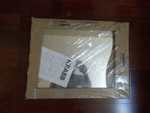 New - IKEA KRABB Mirror Set