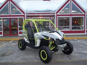 2015 CAN AM MAVERICK XDS 1000R TURBO