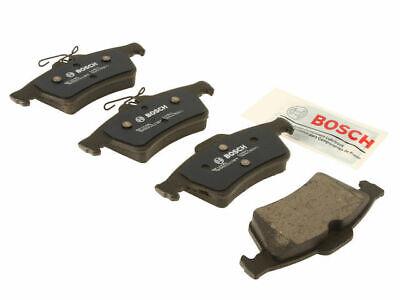 For 2010-2019 Jaguar XJ Brake Pad Set Rear Bosch 46848DJ 2011 2012 2013 2014