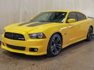 2012 Dodge Charger SRT8 392 HEMI Super Bee Automatic w/ Satellit