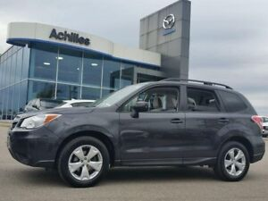 2015 Subaru Forester i Convenience, Alloys, Roof Rack