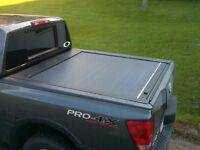 Pace Edwards Hard Roll Up Tonneau Cover Nissan Titan