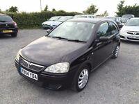 2004 Vauxhall Corsa 1.2 i 16v Design