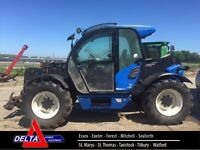 2010 New Holland LM5080 Telescopic Forklift