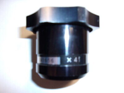 Minolta 41x Lens For Rp405e Rp407e Microfilm Microfiche Reader Printer