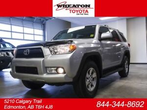 2013 Toyota 4Runner SR5 Upgrade, 3M Hood, Navigation, Leather, H