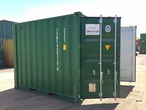 10ft New Build Shipping Containers Tempe Marrickville Area Preview
