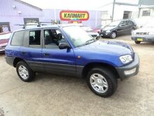 1998 Toyota RAV4 (4x4) Purple 4 Speed Automatic 4x4 Wagon North St Marys Penrith Area Preview