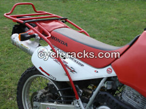 Honda XR650L Rear Motorcycle Rack