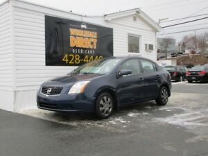 2009 Nissan Sentra SEDAN FE+ 2.0 L*COMES WITH SPARE SET OF TIRES