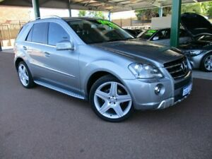 2011 Mercedes-Benz ML350 CDI 164 MY11 Sports Luxury (4x4) Grey 7 Speed Automatic G-Tronic Wagon