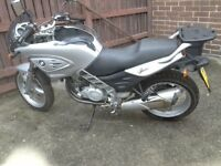 ** CHEAP BMW F650CS ** UNUSED FOR NEARLY 10 YEARS ***