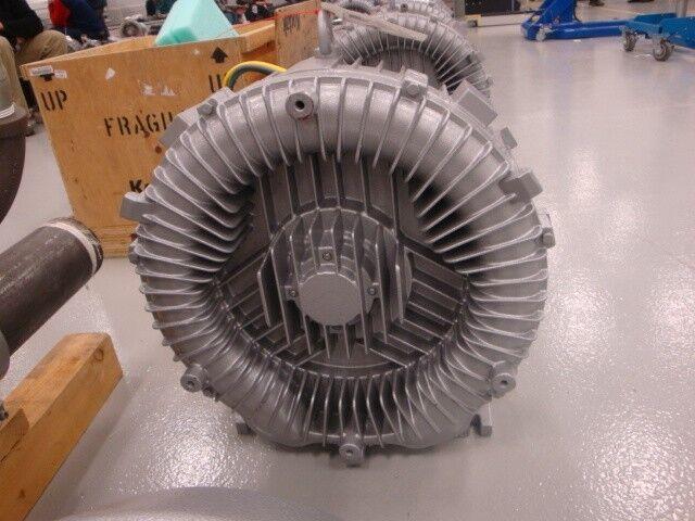 New Busch Samos SB 1400 D HOT  UM 11 Pressure/ Vacuu Pump Germany 50Hz 18.5 kw