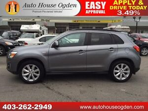 2013 Mitsubishi RVR GT LEATHER NAVIGATION 90 DAYS NO PAYMENT