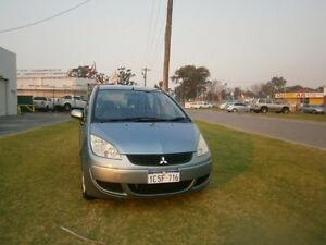 2007 Mitsubishi Colt 5 DOOR HATCH WEEKDAY SPECIAL Blue Automatic Hatchback Maddington Gosnells Area Preview