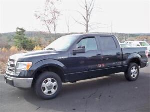 GREAT DEAL!!!! 145$ BI WEEKLY OAC! 2013 Ford F-150 XLT