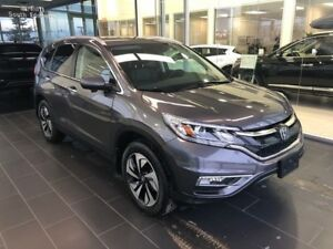 2015 Honda CR-V Touring, Lane Assist, Blind Spot Assist