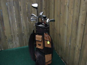 Men's Right hand Golf sets Wilson Fat Shaft