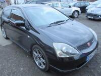 HONDA CIVIC 2.0 i-VTEC Type-R 3dr (black) 2003