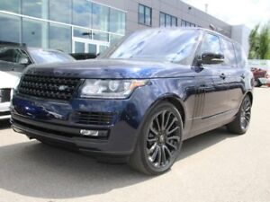 2017 Land Rover Range Rover 5.0L V8 Supercharged SWB Black Pack