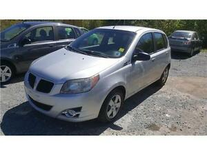 2010 PONTIAC G3,AUTOMATIC, WITH ONLY 49000 KM !!!